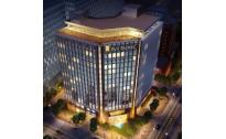 北京泛太平洋(五星级)酒店桑拿房、蒸汽房土耳其浴汗蒸房工程