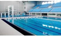 公共竞赛游泳池
