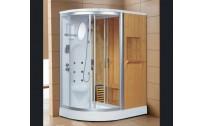 干、湿蒸、沐浴一体房体YSQ-106