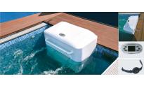 一体化无边际壁挂式游泳机