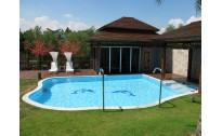 家庭游泳池