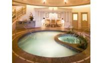 七星酒店SPA按摩池工程