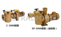 泳池商用铜泵——适用于海水