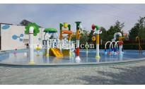 北京温泉水上乐园设备/温泉水处理工程/旱喷工程