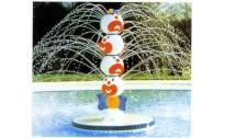 四小丑喷泉