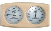 HARVIA 双表温、湿度计