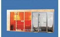 丽斯别墅桑拿、蒸汽房工程